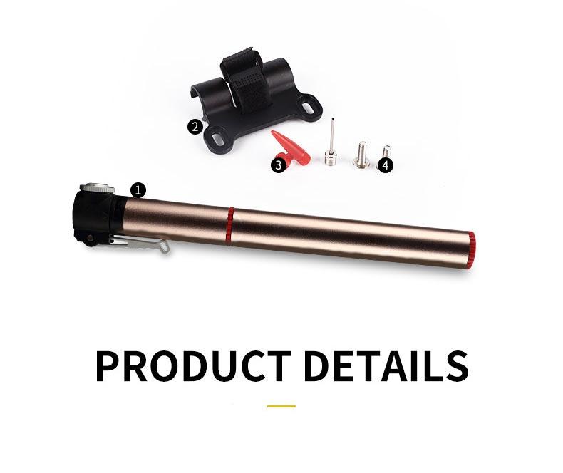 honor bicycle mini pump
